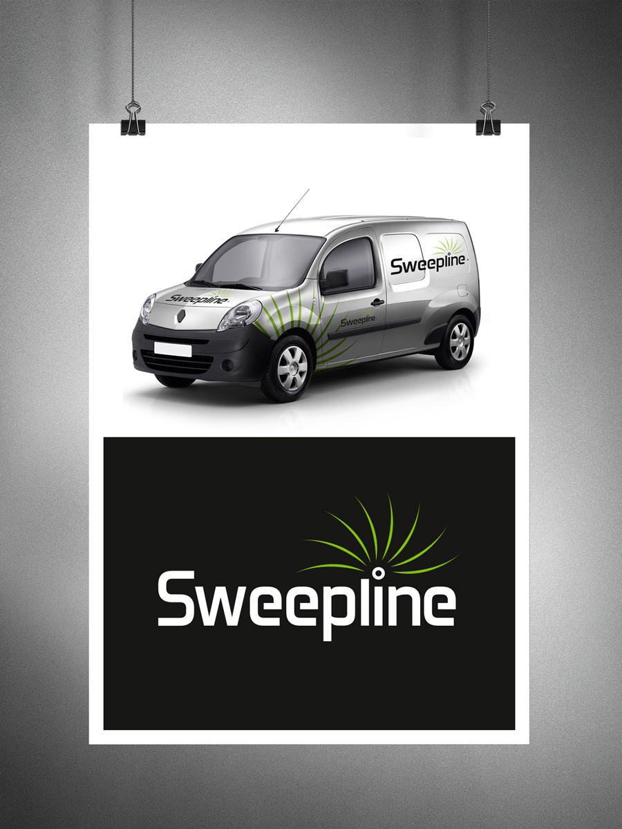 Sweepline logo